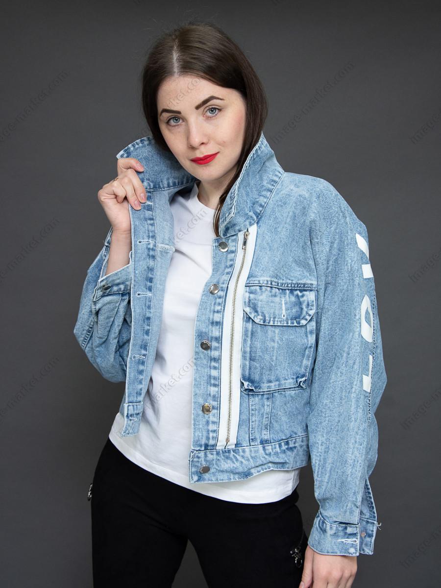 Джинсовая куртка м.2003