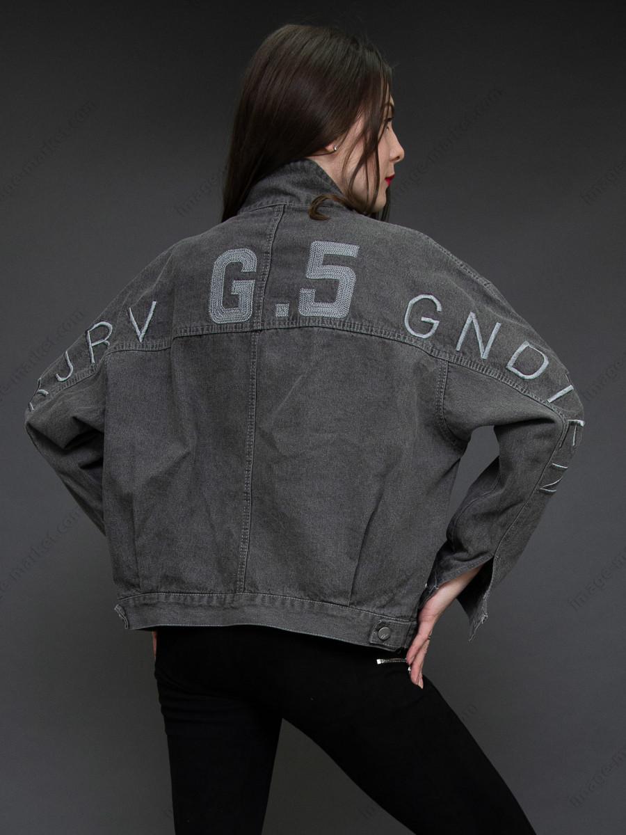 Джинсовая куртка м.8102