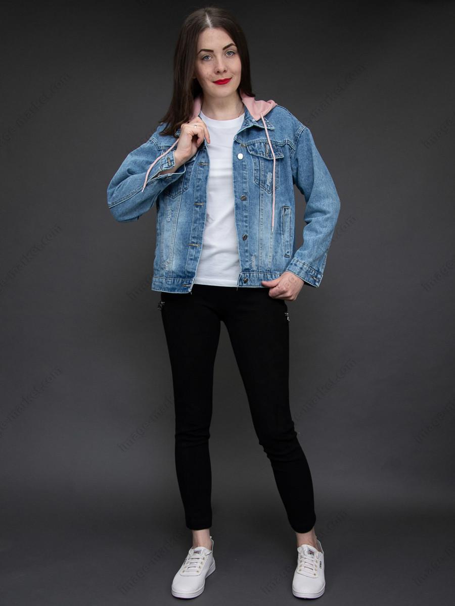 Джинсовая куртка м.9906