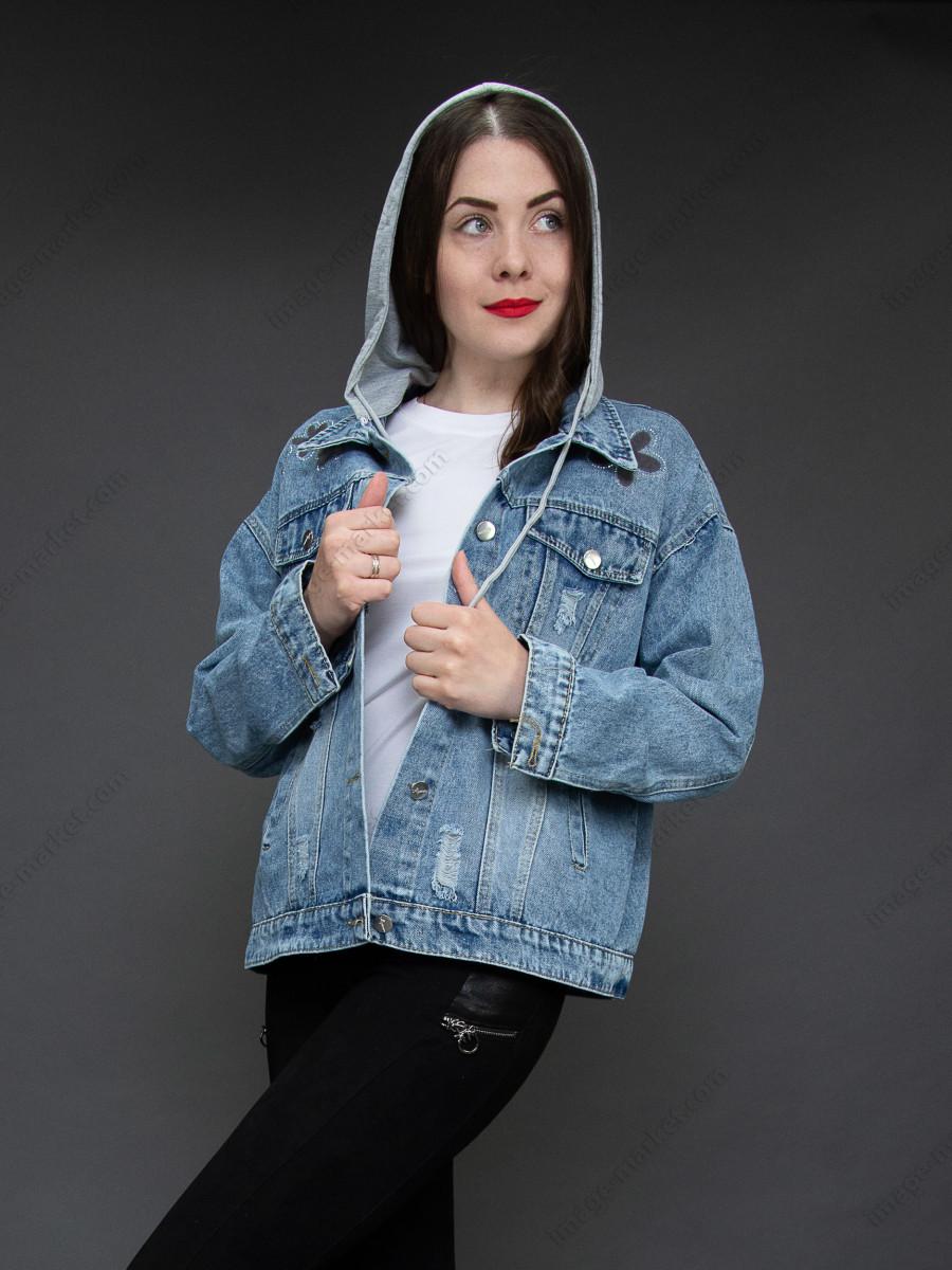 Джинсовая куртка м.9916