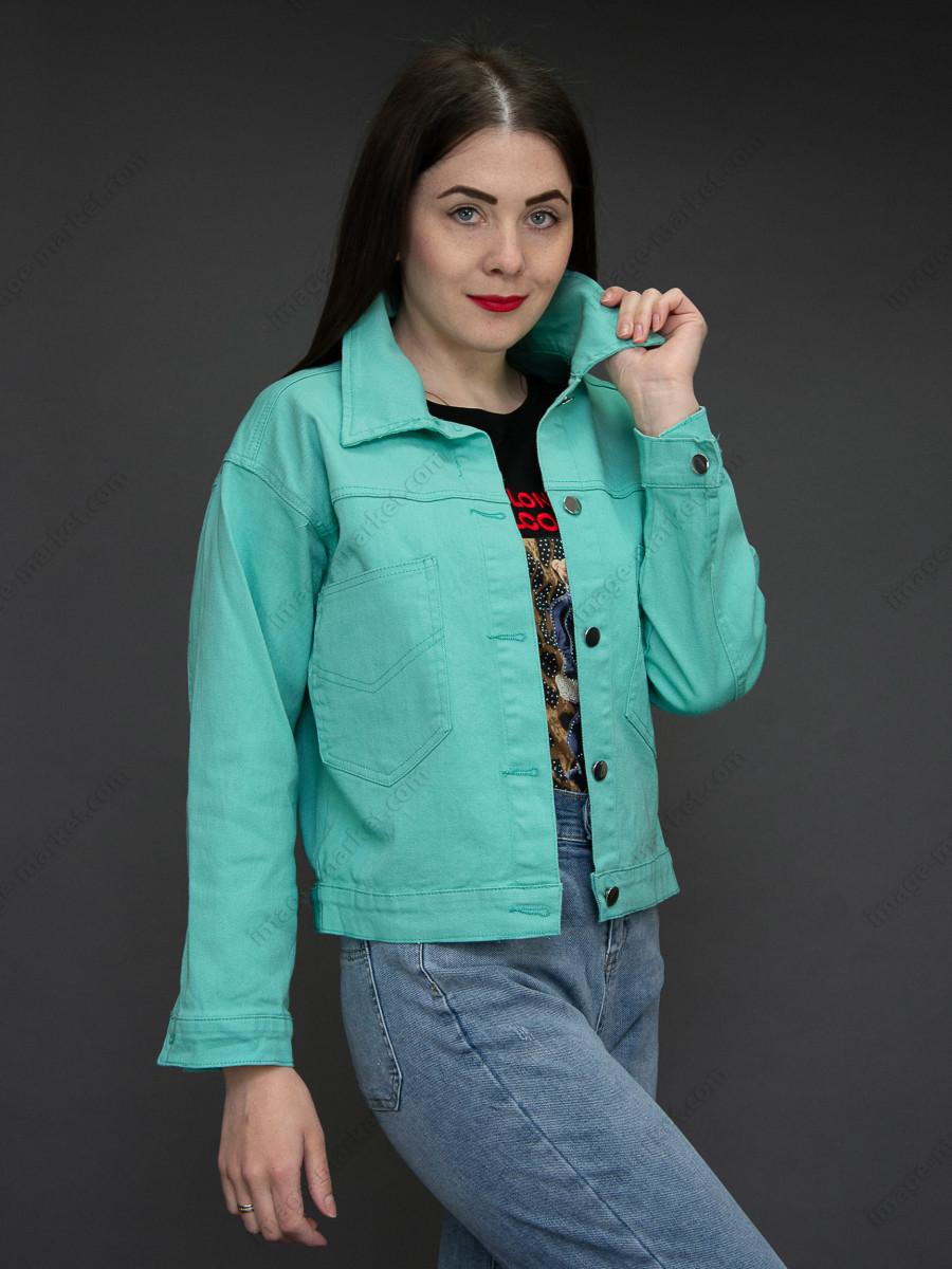 Джинсовая куртка м.08-3