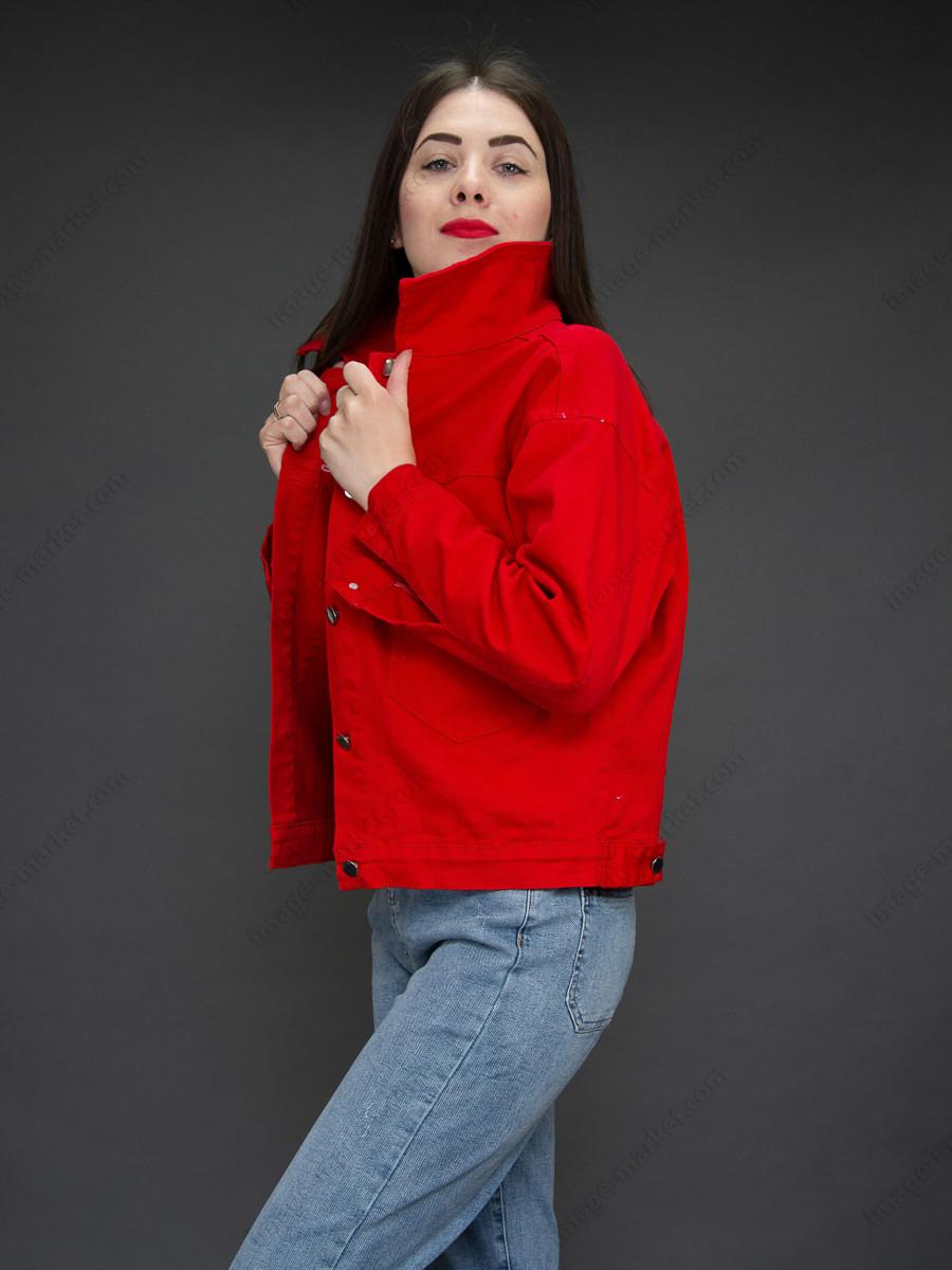 Джинсовая куртка м.08-1