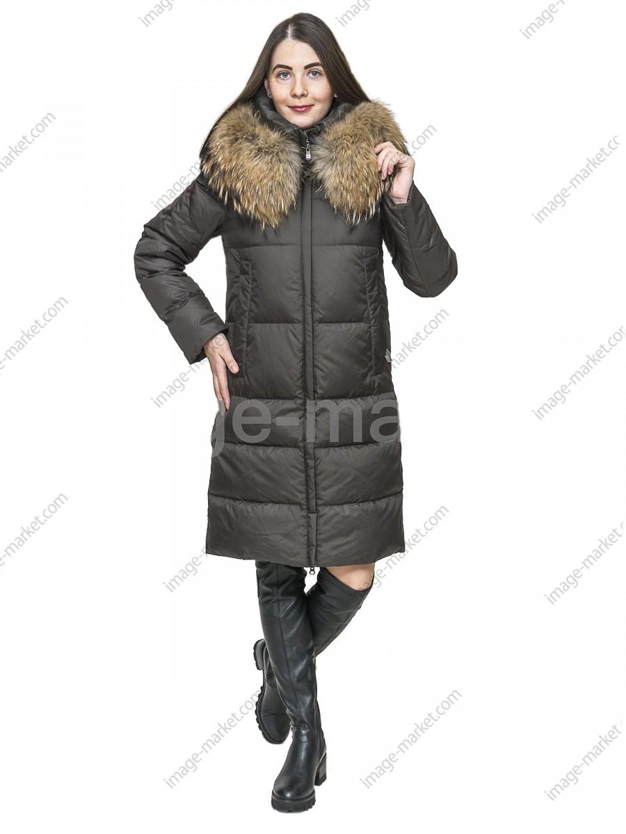 Пуховик SNOW OUL 7312