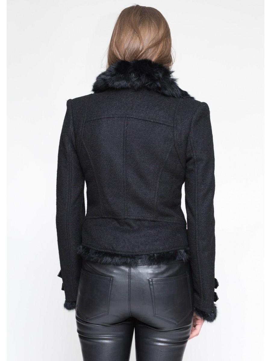 Пальто женское D&G 2-1-008